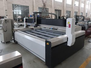 low price water jet cnc sheet metal cutting machine