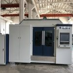 metal cutting 500w fiber laser machine china with prefect smooth edge