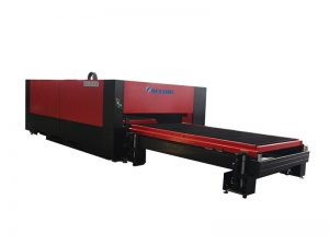 500w-3000w stainless steel metal sheet /pipe/metal tube laser cutting machine