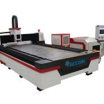 3 axis cnc fiber laser cutting machine cnc metal laser cutter para sa 32mm banayad na bakal