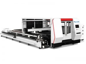 metal laser cutting machine, accurl co2 laser tube