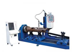 steel cutting machine for fiber laser cutting metal pipe cutting for sale