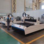 Prodaje se metalna mašina za lasersko rezanje cijevi od 1000W cnc