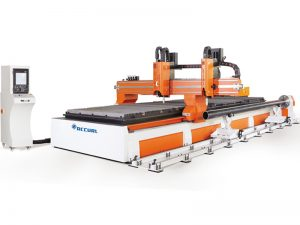 cnc pipe profiling ug plate cutting machine 3 axis