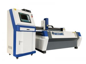 Programlanabilir plazma lazer kesici maxpro 200 ile plazma cnc kesme makinesi