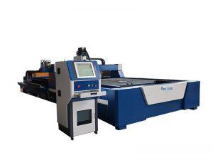Cortador da tabela do plasma da máquina de corte do chanfro do plasma do Cnc para a folha de metal