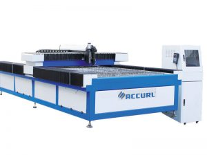 Low Price Plasma Plate Cutting Machine, Air Duct Tube-Air Duct Pipe Cnc Plasma Cutter Table For Sale