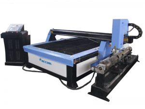 plasma gi sheet cutting machine,rectangular air tube cnc plasma cutter for sale