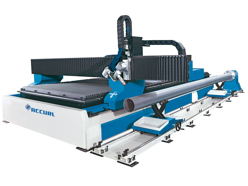 plasma tube cutting machine