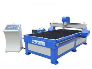 Stainless Steel Metal Plasma Cutter Machine Price / Small Cnc Plasma Cutting Machine