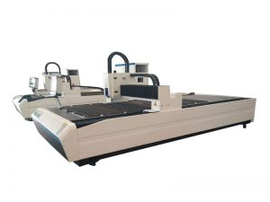 cnc mild steel sheet fiber laser steel plate cutting machine