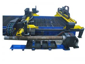 china cnc plamsa stainless steel pipe cutting machine