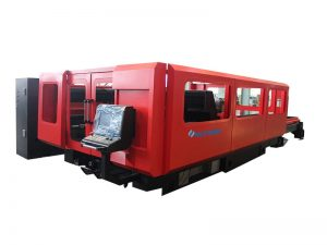 cnc fiber laser tube cutting machine 500w