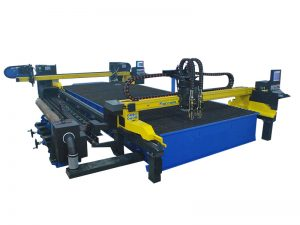 high precision fiber laser cutting machine for cutting metal sheets and tubes and pipes