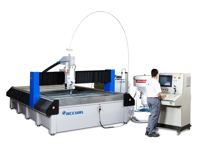 water jet cutting machine for marble