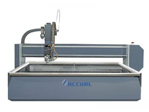 water jet cutting machine pressure