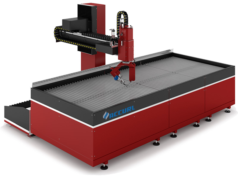 high quality & resonable price water jet cutting machine