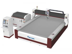 water jet foam cutting machine