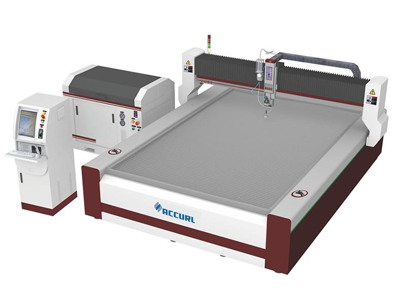 water jet foam cutting machine