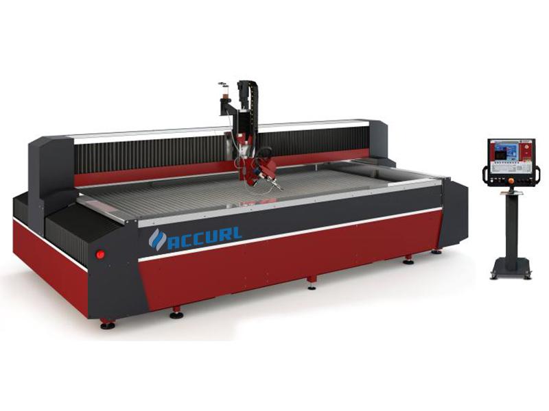 water jet metal cutting machine