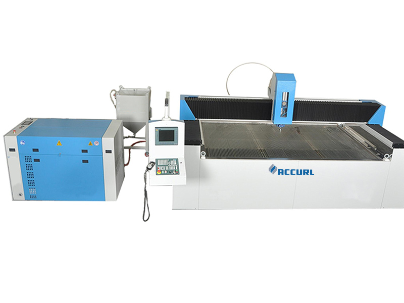 durable high precision water jet tile cutting machine for