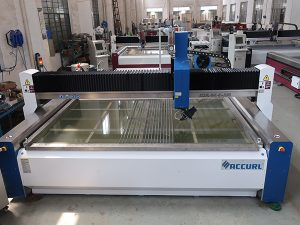 waterjet cutting machine for glass cutting with ce tuv iso9001 certifications applied applied standard