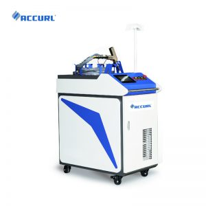 Handheld fiber laser welding machine 2000w with auto wire feeder